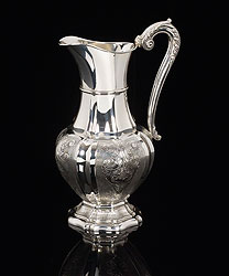 Sterling Silver Pitcher - Balagio
