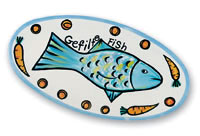 Gefilte Fish Tray