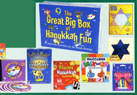 Great Big Box of Hanukkah Fun