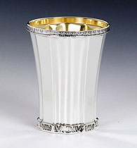 Sterling Silver Kiddush Cup
