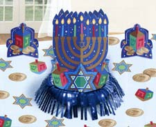 Hanukkah Table Decorating Kit