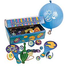 Hanukkah Treasure Chest Assortment