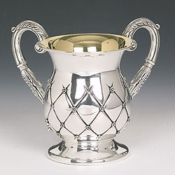 Sterling Silver Wash Cup - Chentruzza