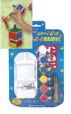 Paint-Your-Own Dreidel