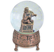 Fiddler on the Roof Snow Globe - Mini