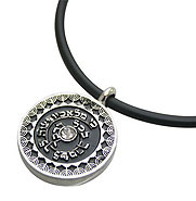 Stainless Steel Necklace - Success & Safety