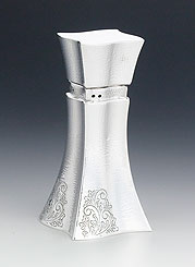 Sterling Silver Havdallah Spice Holder- Bolero