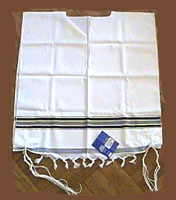 Wool Tzitzit - Fringes