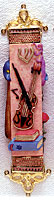Mezuzah Cover - Hobbies