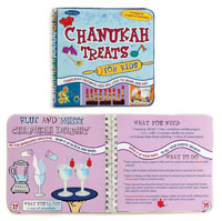 Children's Hanukkah Cookbook - 8 Recipes