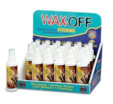 Wax-Off - Wax Stick Prevention