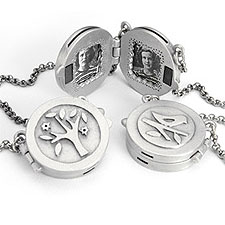 Pewter Tree of Life Locket