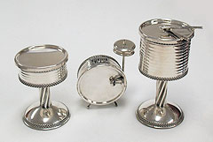 Sterling Silver Havdallah Drum Kit