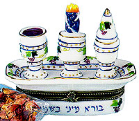 Miniature Keepsake Box - Havdalah Set