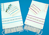 Magnificent Heirloom Tallit Sets