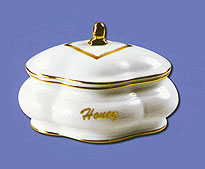 2 Piece Honey Dish - Classics