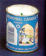 Replacement Memorial Candle