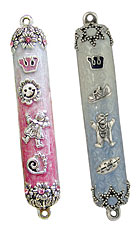 Childrens Mezuzah Cover