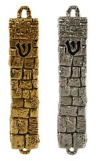 The Kotel Mezuzah Cover