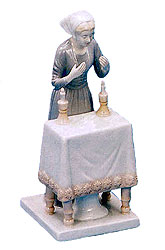 Shabbat Mother Figurine