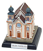 Paper Weight - Osijek Synagogue