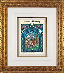 3D Framed Home Blessing - Petite