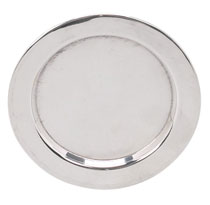 Silverplated Neutral Wine Coaster