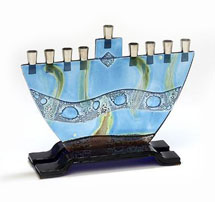 Mediterranean Sea Menorah
