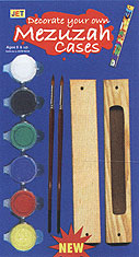 Make your own Mezuzah Cover Kit