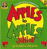 Apples to Apples - Junior Jewish Edition
