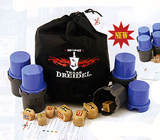 Texas No Limit Dreidel Game