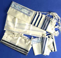 Wool Tallit ''Children's Sizes''
