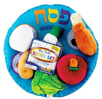 My Soft Seder Set