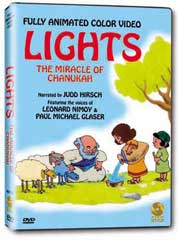 Lights - The Miracle of Chanukah (DVD)