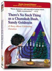 There's No Such Thing as Chanukah Bush (DVD)