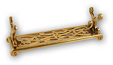 Florentine Torah Pointer Display Stand - Gold