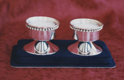 Sterling Silver Tealight Holders