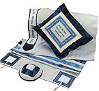 Mens Tallit Sets by Argamon