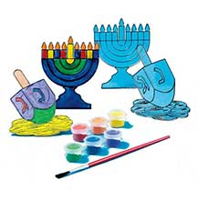 Hanukkah Activities & Crafts