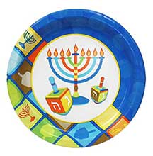 Hanukkah Tableware & Paper Goods