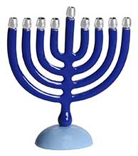 World of Fine Menorah's