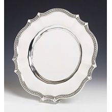 Sterling Silver Kiddush Cup Tray - Balagio