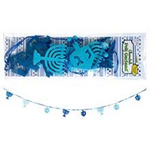 Hanukkah Felt Garland Decoration 5 Feet Long