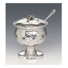 Honey & Sugar Dish