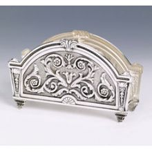 Sterling Silver Napkin Holder - Neoclassic