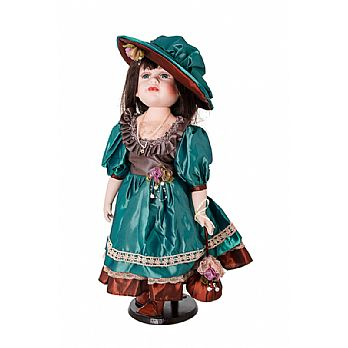 Ellis Island Porcelain Doll Collection - Abigail