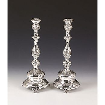Sterling Silver Candlestick Set - Legacy