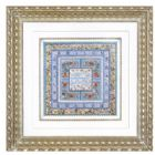 Large Framed Art Judaica - Shalom Masterpiece