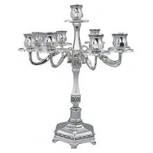 Supreme Quality Candelabras - Silver Plated