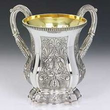 Sterling Silver Wash Cup - Belago